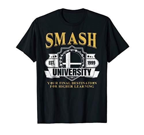 Womens Dark T-shirt Bro (super-smash-bros-t-shirt)
