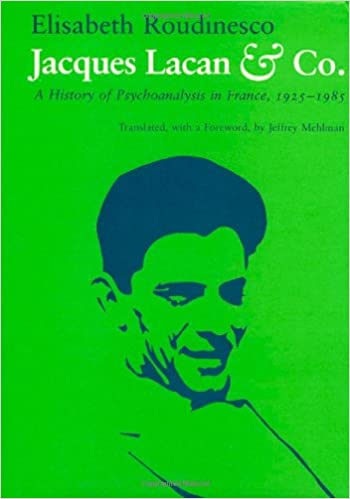 Amazon jacques lacan co a history of psychoanalysis in jacques lacan co a history of psychoanalysis in france 1925 1985 1st edition fandeluxe Gallery