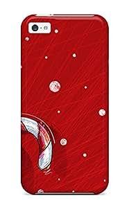 New Christmas Tpu Case Cover, Anti-scratch DanMarin Phone Case For Iphone 5c