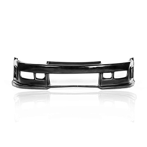 Honda Civic 2DR / 3DR 1992-1995 BW Spec Style 1 Piece Polyurethane Front Bumper manufactured by KBD Body Kits. Extremely Durable, Easy Installation, Guaranteed Fitment and Made in the ()