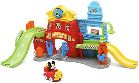 VTech Wheels Mickey Slides Station product image