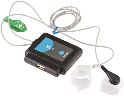 NEULOG Galvanic Skin Response Sensor, 10 nS Resolution, 100 S/sec Maximum Sample Rate
