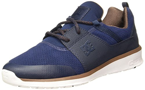 DC ShoesHeathrow Presti M - Sneaker Uomo Blu scuro