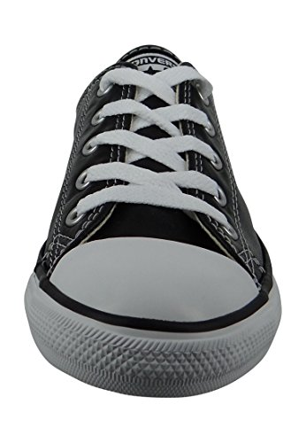 Dainty Blanco All Negro Zapatillas Black Ox White Star Converse wHx6qta