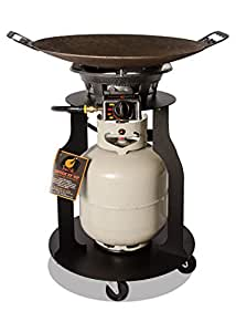 The Original Texas Wok Disc Cooker by Twok Grill