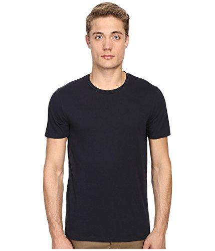 - Vince Men's Favorite Pima Cotton Short-Sleeve Crew-Neck T-Shirt, Coastal, Large