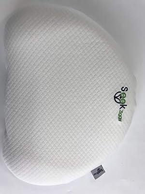 Baby Memory Foam Pillow by SeekZiggy