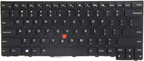 LaptopKing Replacement Keyboard for Lenovo ThinkPad T431 T431S T440 T440P  T440S L440 T450 T450S T440E L440 L450 Thinkpad Edge E431 E440 Series  Laptops