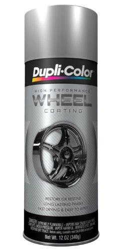 Dupli-Color (HWP101-6 PK Silver Wheel Coating - 11 oz. Aerosol, (Case of 6) ()