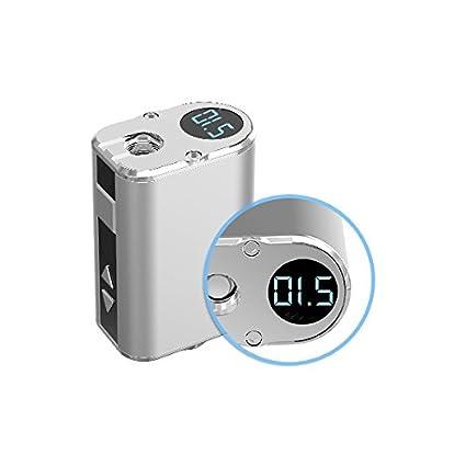 Mini iStick 10w Eleaf - 1050mAh - Acero: Amazon.es: Salud y cuidado personal