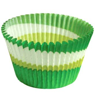 UPC 731589088010, Cupcake Creations 32 Count Cupcake Baking Papers, Green