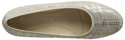Jute Gabor Ballerine 65 silk Beige Shoes Donna 641 62 SqxHw7S0