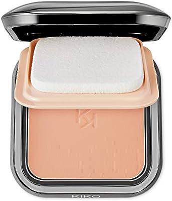Kiko Milano – Base de maquillaje en polvo de tono de piel, base de polvo mineral compacta, acabado mate: Amazon.es: Belleza