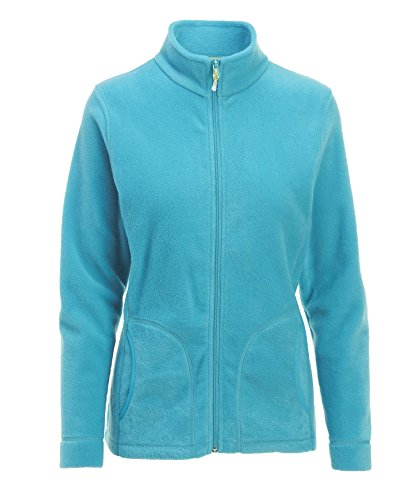 woolrich-womens-andes-fleece-jacket-aquamarine-xs