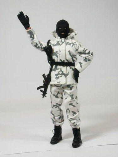 Did 1/6 Scale - 1/6 Scale Gameitoy DID CS Series Callous Soldiers : Snow
