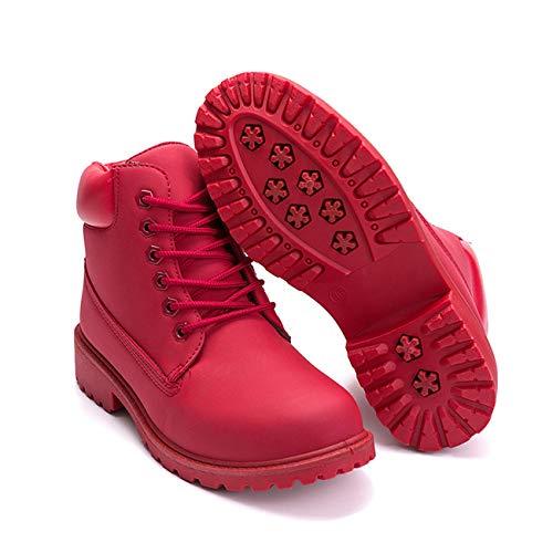 Cute Cat Warm Boots Women Family Christmas Cotton Winter Shoes Women Boot ()