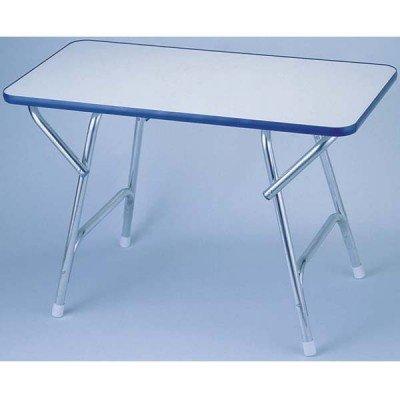 AMRG-50405 * Garelick Rectangular Folding Deck Table - 21.5