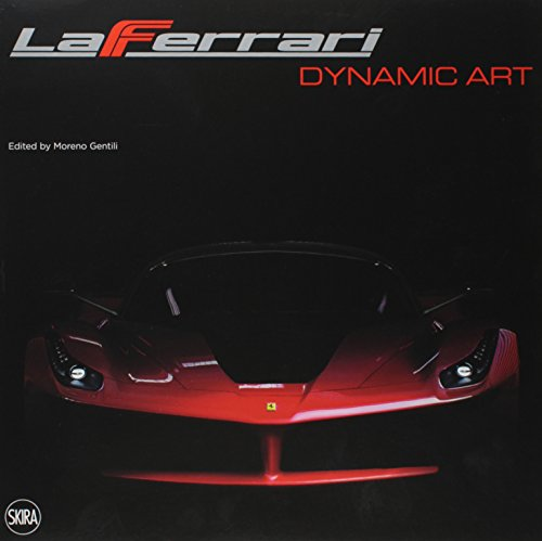LaFerrari: Dynamic Art by Moreno Gentili