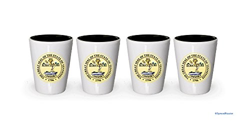 Tennessee Shot Glass- Tennessee Gifts (4)