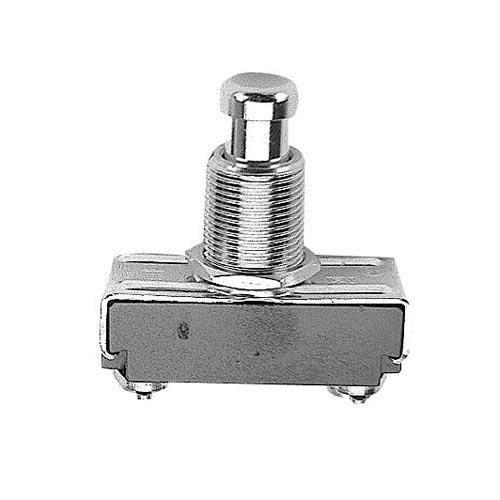 Cleveland 19968 Push Switch 1/2 Spst 15A/125V 10A/250V Vulcan Hart Cleveland Boiler 0 1 3 421016