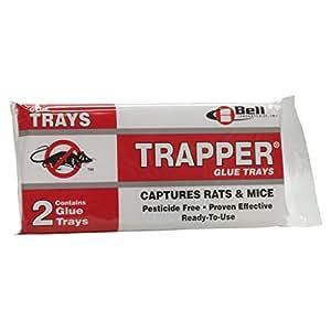 Trapper Rat Glue Boards 6 Packs(12 Glue Boards)