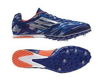Chaussures Cross Pointes 4 D'athlétisme Adidas Xcs Bleuorange UwXvdUqx