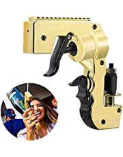 3rd Generation Champagne Gun Upgraded Sprayer Non-Pressure Continuous Jet for Various Wine Bottles for Party Bars Holidays Birthdays Weddings
