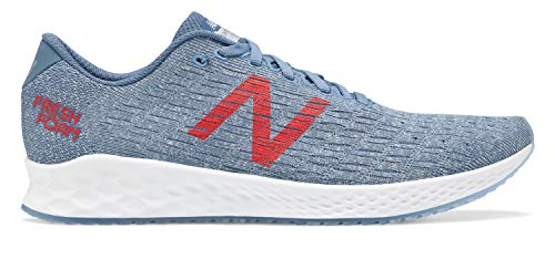 New Balance Men's Zante Pursuit V1 Fresh Foam Track and Field Shoe, Chambray/Lynx Blue, 16 D US (The Best Track Running Shoes)