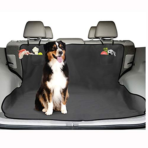 MOETHDWGH Pet Car Seat Pet Car Cushion Rear, Trunk, Car Seat Waterproof and Anti-Dirty Car Seat Cover 139135MM 146146CM (Color : A102)
