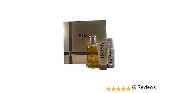 Hugo Boss - Estuche de regalo Eau de Toilette Boss Bottled: Amazon.es: Belleza
