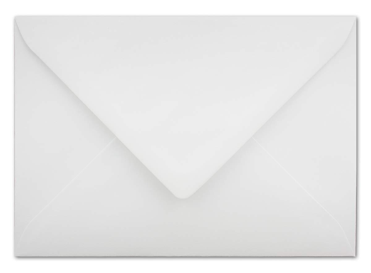 500 DIN C6 Briefumschläge Briefumschläge Briefumschläge Mintgrün - 11,4 x 16,2 cm - 80 g m² Nassklebung spitze Klappe - aus der Serie Colours-4-you - Glüxx-Agent B07PFPK3BR | Deutschland Online Shop  004831