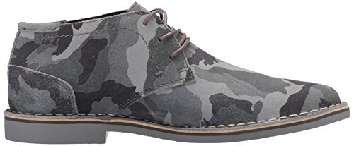 Kenneth Cole Reaction Men's Desert Sun Chukka Boot Grey Camo vmRyQeeKXp