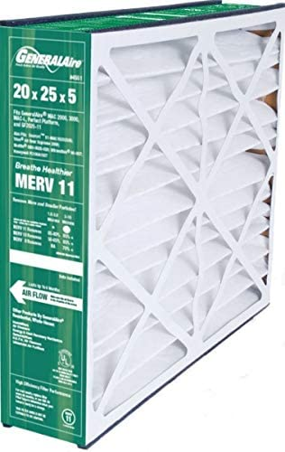 Generalaire 6FM2025 Reservepro #4551 Air Filter-20x 25x 5-Genuine OEM Replacement for old #4501