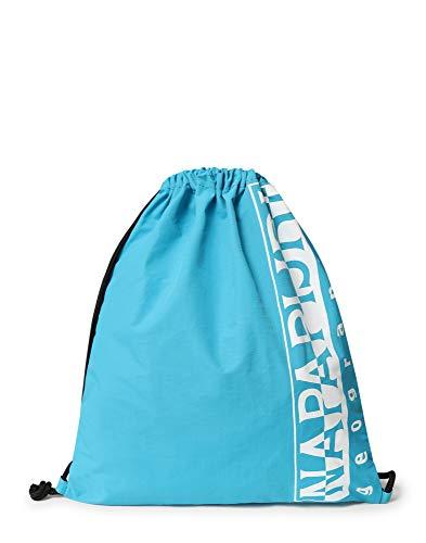 Napapijri Hack Gym Turnbeutel, 42 cm, Reef Turquoise