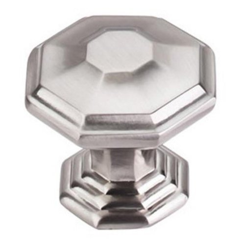 Top Knobs TK340BSN Chareau Collection 1-1/4