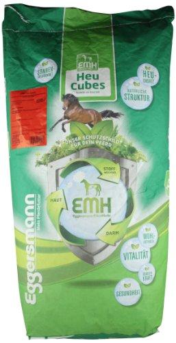 Eggersmann Heu Cubes Wellness EMH für Pferde, 1-er Pack (1 x 20 kg)