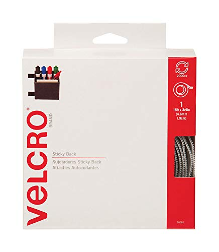 Velcro Adhesive Backing Hook & Loop Tape