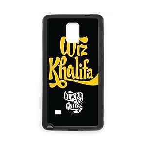 Generic Case Wiz Khalifa For Samsung Galaxy Note 4 N9100 G7Y6677987