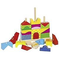 Figura de Goki Plug House Puzzle (26 piezas)