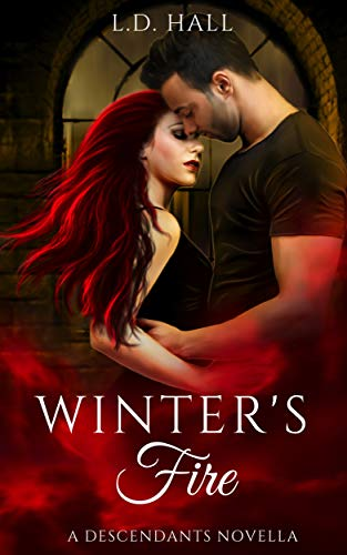 Winter's Fire: A Descendants Novella