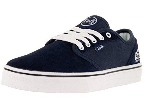 Cali Strong OC Skate Shoe Navy/White
