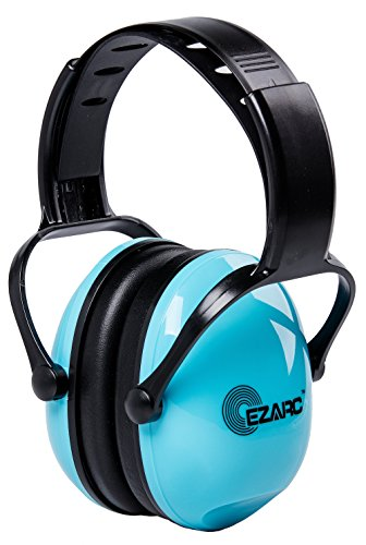 EZARC-Power-Quiet-Safety-Earmuffs-34dB-for-Industrial-working-Shooting-Ear-Protection-Adjustable-Headband-Hearing-Protection-Noise-Reduction-Ear-Muffs