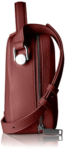 Mayfair Box Dark HUGO Red Bag Red Shoulder Women's CwBZ4B5