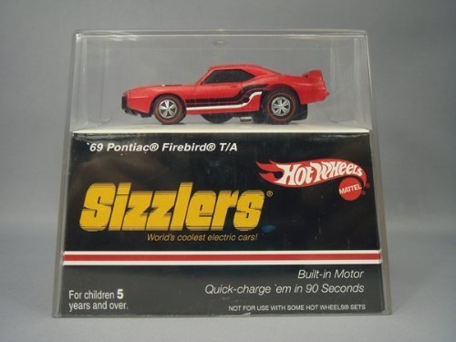 Hot Wheels Sizzlers '69 Pontiac Firebird T/A
