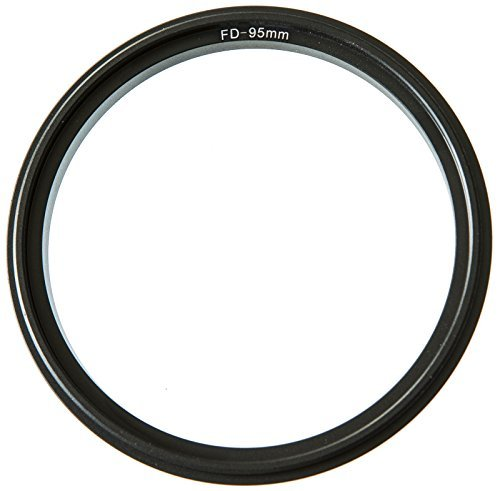 95 Mm Adapter - FilterDude - LEE Compatible 95mm Wide Angle Adapter Ring for Filter Holder ...