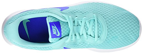 Nike Tanjun - Zapatillas de running para mujer Turquesa (Hyper Turq / Racer Blue White)