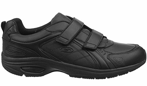Image of Dr. Scholl's - Men's Brisk Light Weight Dual Strap Sneaker, Wide Width
