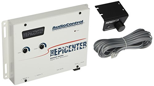Audio Control EPICENTERWHITE Equalizers and Crossovers