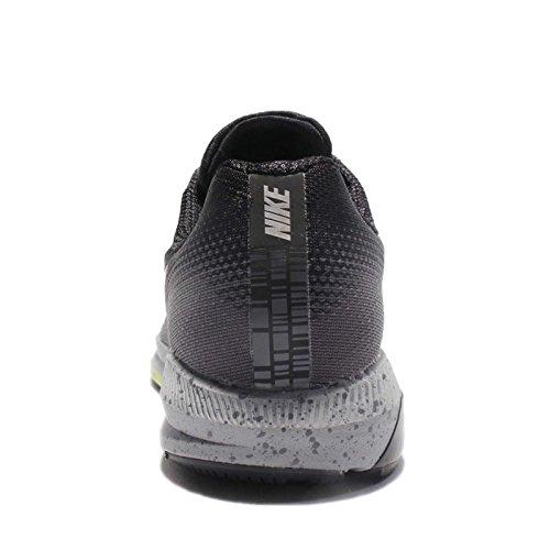 Nike Femmes 20 Wmns Air Zoom Structure 20 Femmes Bouclier  Noir   Argent 1c2420