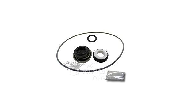 Acura Spa Maverick Spa /& Pool Pump Shaft Seal /& O-ring Rebuild Kit